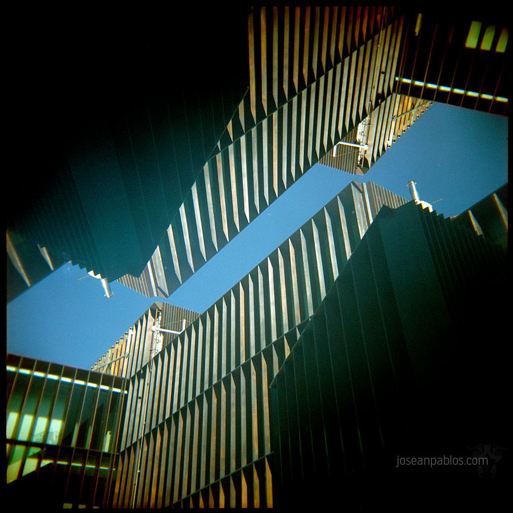 Arquitecturas centrífugas. Josean Pablos