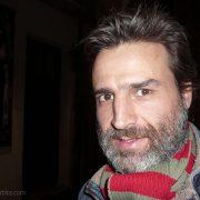 Alberto San Juan, actor.