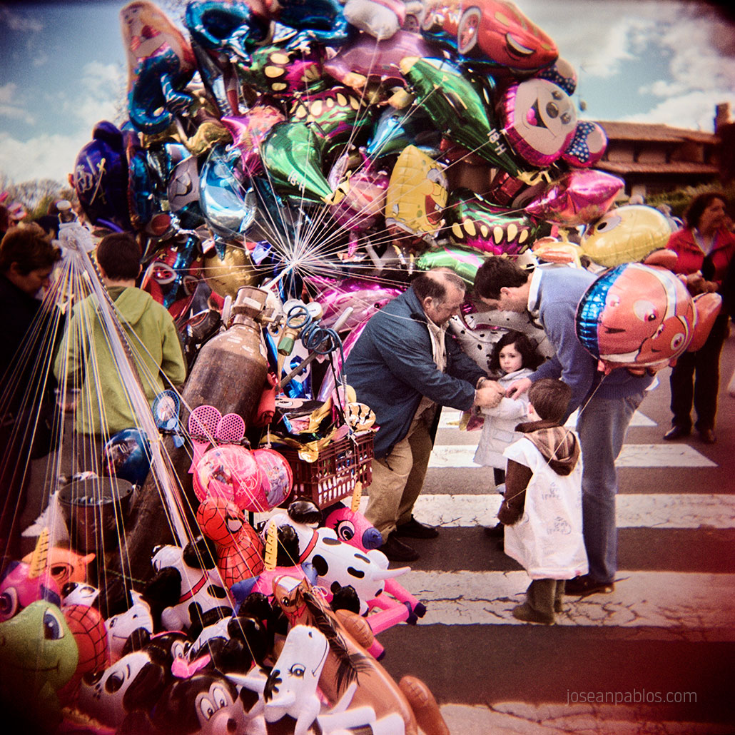 Balloonz. Josean Pablos