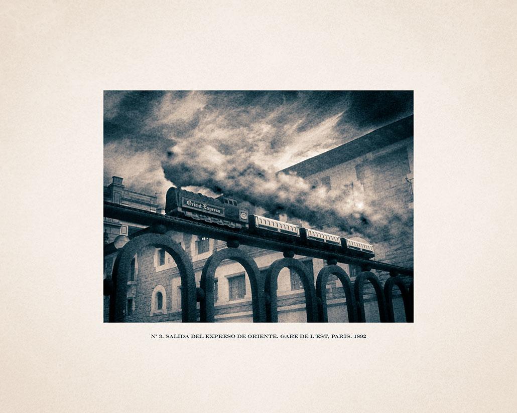 Orient Express. Josean Pablos