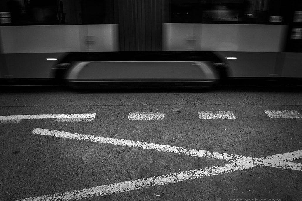 Tramvaj. Josean Pablos