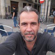 Guillermo Toledo, actor.